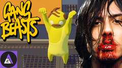 Gang Beasts with Andrew WK