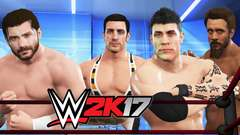 ORGY OF VIOLENCE - WWE 2k17 Gameplay