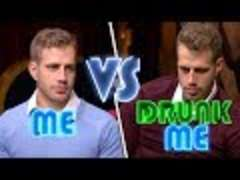 Me vs Drunk Me - Blaine