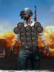 PUBG Pan Defense