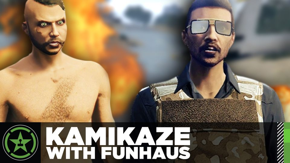 GTA V - Kamikaze with Funhaus