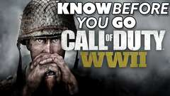 Know Before You Go...  Call of Duty: WWII