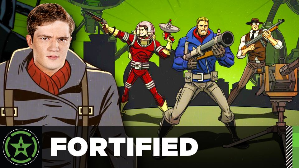 Fortified Part 1