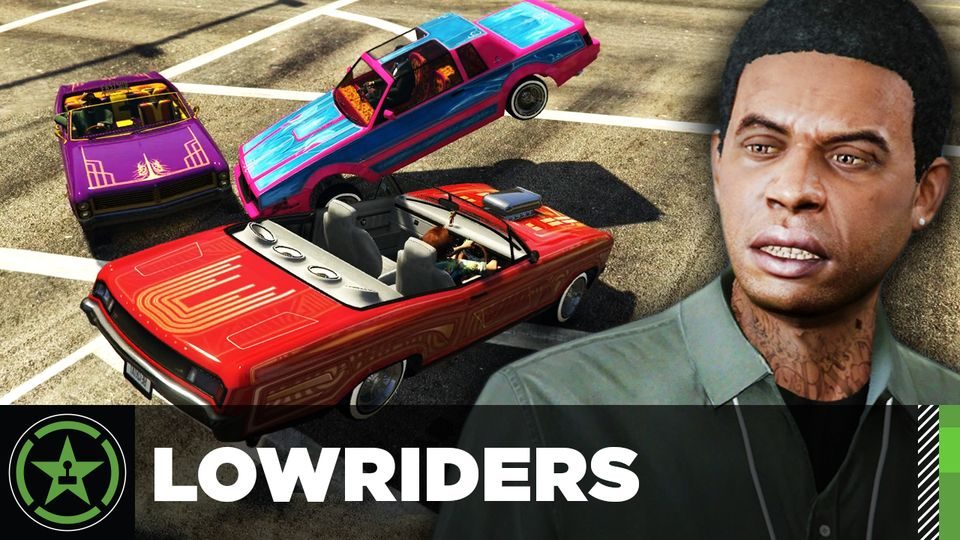 GTA V - Lowriders