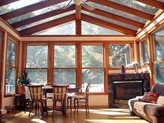 Conservatory vs Sunroom
