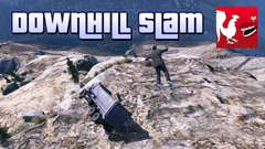 GTA V - Downhill Slam
