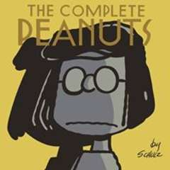 The Complete Peanuts by Charles M. Schulz - Fantagraphics Books