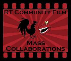 RT Community video and film mass colabs