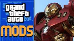 HULKBUSTER in GTA 5!