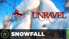 Unravel - Snowfall Achievement