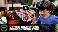 VR the Champions – Surgeon Simulator: Meet the Medic