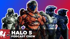 Halo 5 - The Rooster Teeth Podcast Crew