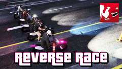 Things to do in GTA V - Reverse Race