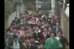 Japanese crowd prank