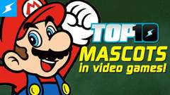 Top 10 Best Mascots in Video Games