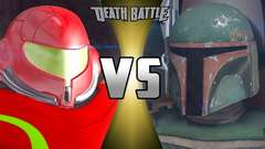 Boba Fett VS Samus Aran REMASTERED