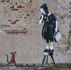 Banksy Art Video