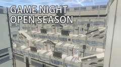 Game Night: Open Season