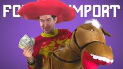 DIRTY HORSE RACE GAMBLING • Foreign Import Gameplay