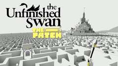 The Unfinished Swan: Art is FUN?!