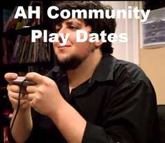 AH Community Play Dates