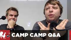 Camp Camp Writers Answer YOUR Questions
