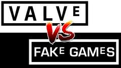 Valve Removes Fake Games!