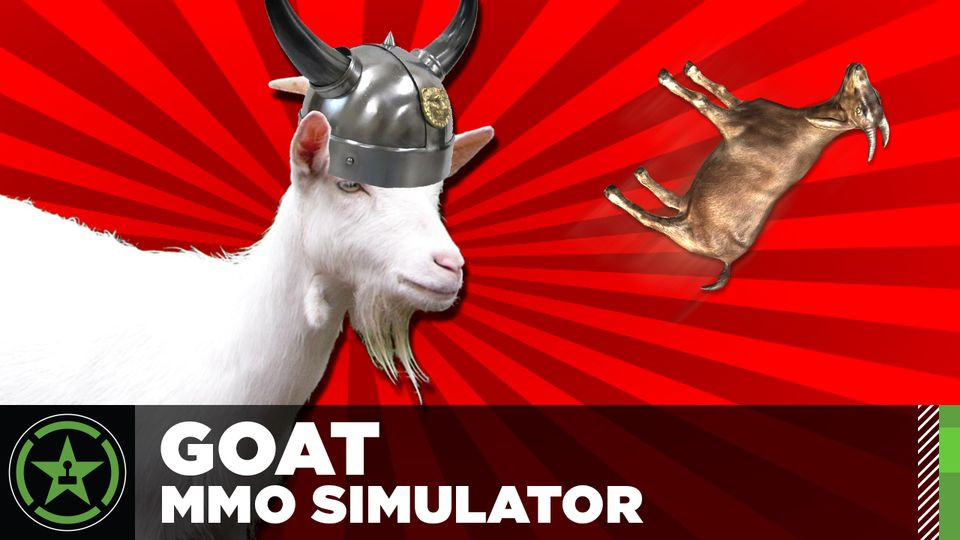 Let's Play: Goat MMO Simulator