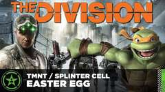 The Division – TMNT and Splinter Cell Easter Eggs