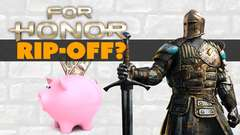 For Honor's New Content RIP-OFF?