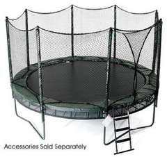 Trampoline Double Bounce Basketball