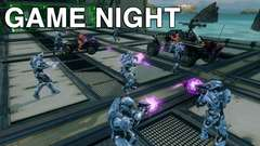Game Night: Halo 4 - Green Lantern