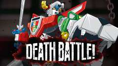 Voltron pounces into DEATH BATTLE!