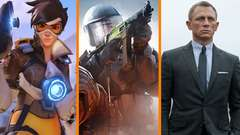 Accidental Overwatch Hackers + CS:GO Paid Graffiti Outrage + Daniel Craig Wants Bond
