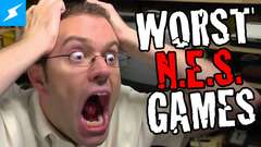 Top 10 WORST NES Games with the Angry Video Game Nerd