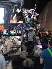Red Faction Mech