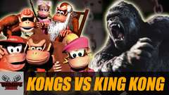 Kongs VS King Kong