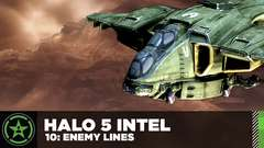 Halo 5 Intel Guide: Mission 10: Enemy Lines