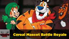 Cereal Mascot Battle Royale