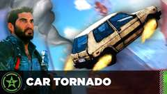 Just Cause 3 - Car Tornado