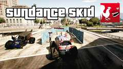GTA V - Sunset Skid