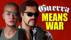 """Guerra Means War"" Begins This Weekend!"