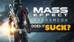 Mass Effect Andromeda: DOES IT SUCK?