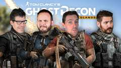 BRO SQUAD - Ghost Recon Wildlands Gameplay