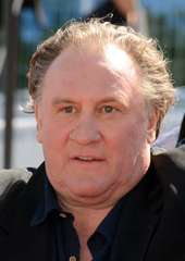 Gerard Depardieu Pees on Flight