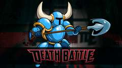 Shovel Knight digs into DEATH BATTLE!