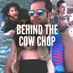 GETTING IN THE HOLIDAY SPIRIT • Behind The Cow Chop