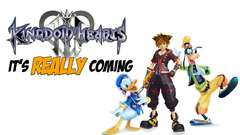 Kingdom Hearts 3 ACTUALLY COMING When!?
