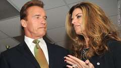 Arnold Schwarzenegger is a baby daddy