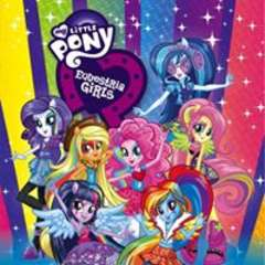 Equestria Girls: Rainbow Rocks